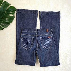 DOJO 7 for mankind jeans